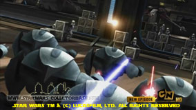 The Clone Wars - 009 Im Mantel der Dunkelheit