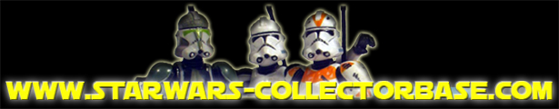 STARWARS-COLLECTORBASE.com ...wo STAR WARS Fans zuhause sind! - Flamethrower Clone Trooper CW26 TCW Basisfigur