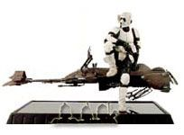 Scout Trooper on Speederbike