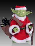Yoda - Holiday