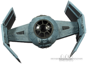 #006 TIE Advanced X1