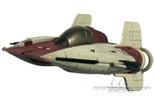 #009 A-Wing Starfighter