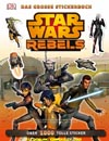 Star Wars Rebels Stickerbuch