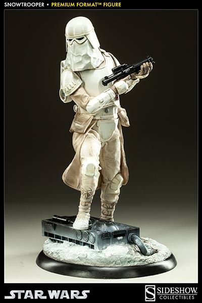 Snowtrooper 45cm Actionfigur mit Waffe Star Wars 90829 in OVP NEU # S540